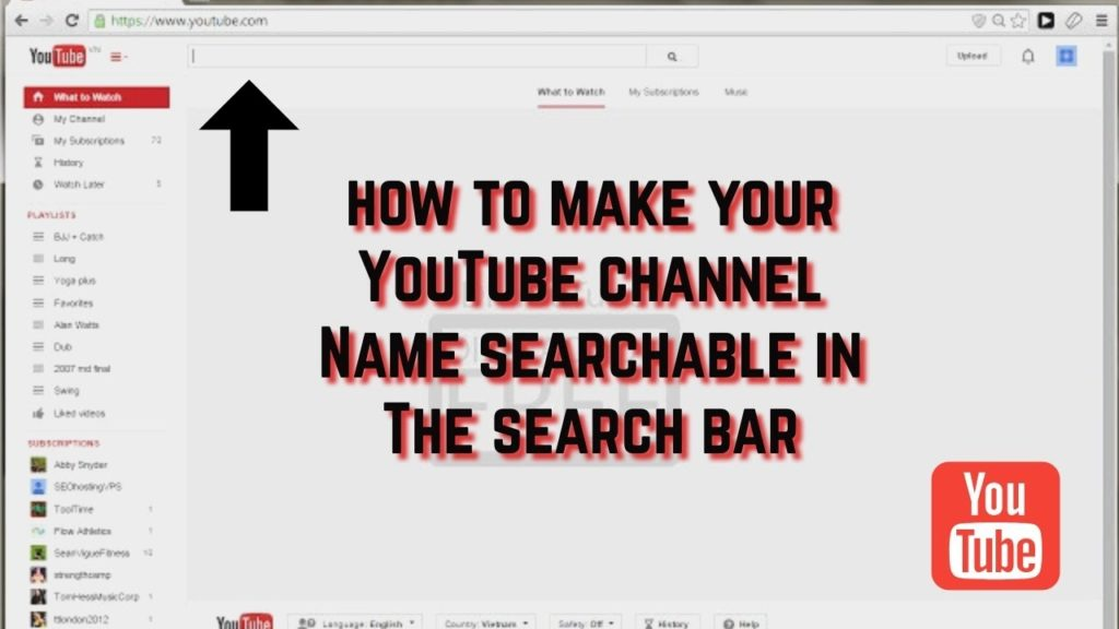 Why Can't I Find My YouTube Channel in Search