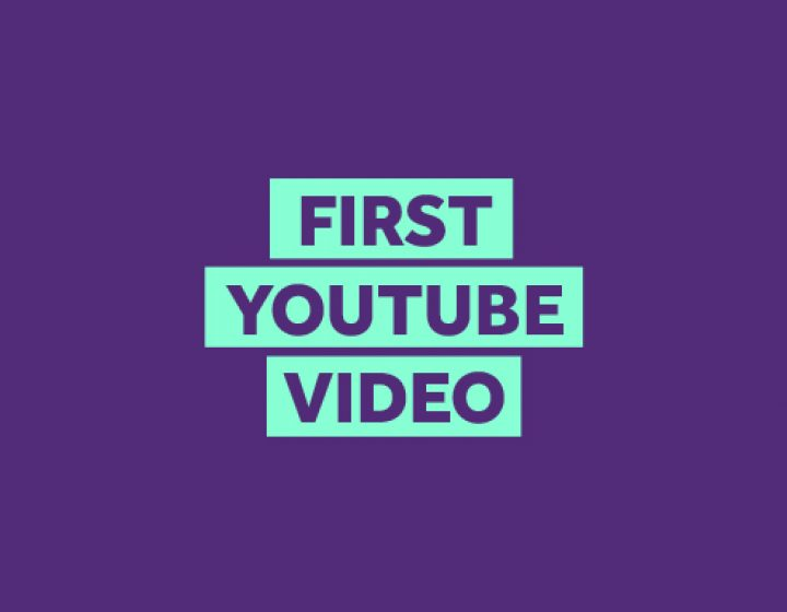 what was the first youtube video