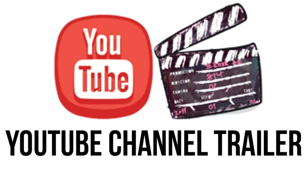 youtube channel trailer