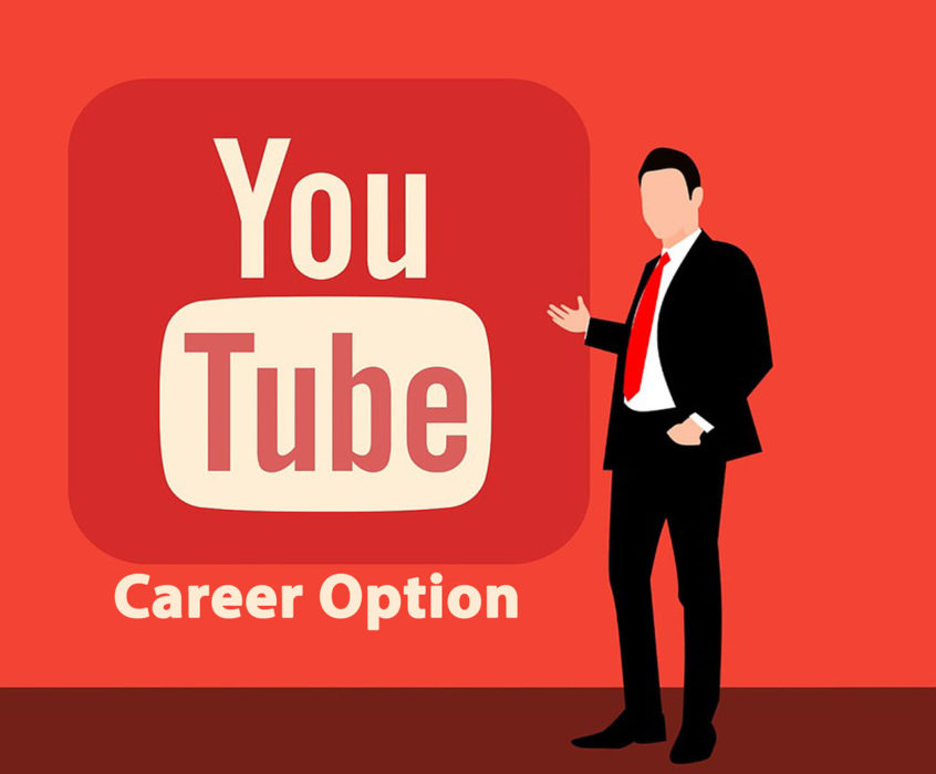 YouTuber as a Сareer Option
